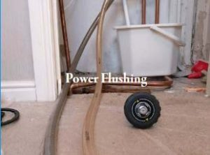 power Flushing for Radiators